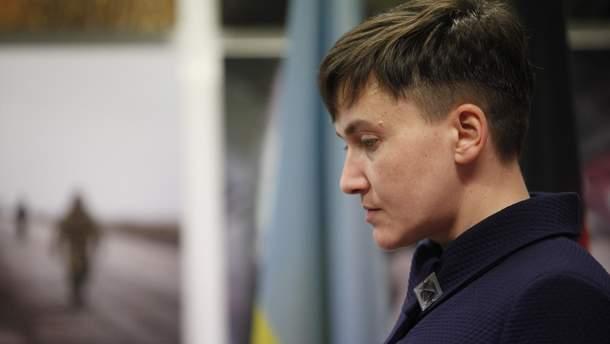 Надію Савченко затримали 22 березня 2018 року в Раді