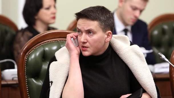 Запобіжний захід Надії Савченко можуть обрати 23 березня