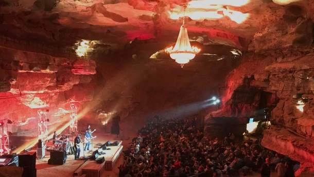 Концертна зала в Теннессі