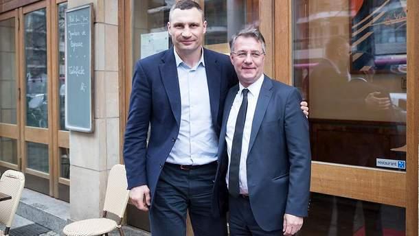 Мэр Киева Виталий Кличко в Берлине подписал Меморандум с компанией atene KOM GmbH о сотрудничестве в сфере развития Smart City