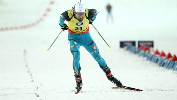 Француз Мартен Фуркад виграв останній спринт сезону