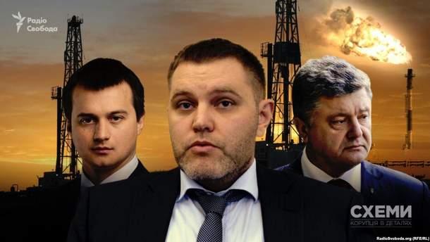 Газовий бізнес оточення Порошенка