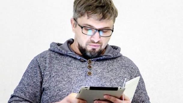 В Крыму задержали активиста Наримана Мемедеминова