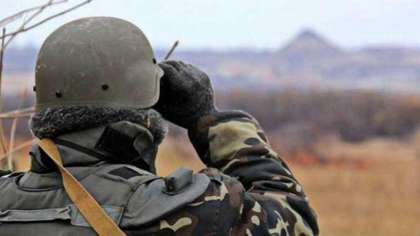 Окупаційні війська Росії почали обстрілювати позиції ЗСУ на Донбасі