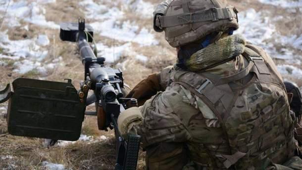 Ситуація на Донбасі залишається спокійною, – Штаб