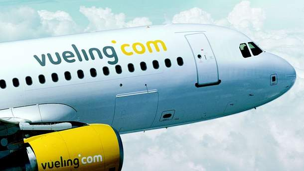 Іспанський лоукост Vueling може розпочати польоти зі Львова