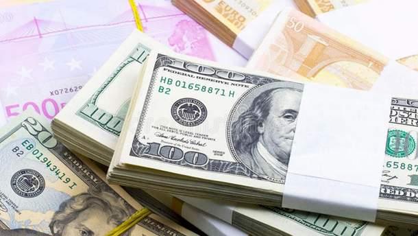 Готівковий курс валют 23 березня в Україні