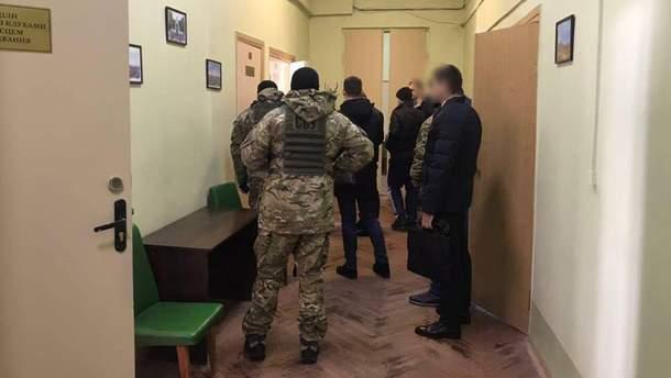 Обыски в Харьковском горсовете