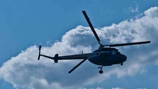 Украины будет закупать вертолеты во Франции
