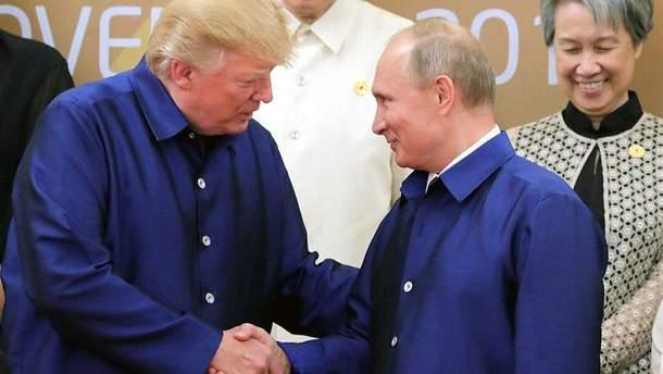 У Путина в США есть тщеславный и некомпетентный президент, который вряд ли бросит ему вызов