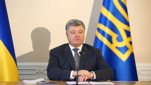 Петро Порошенко з робочим візитом у Луцьку