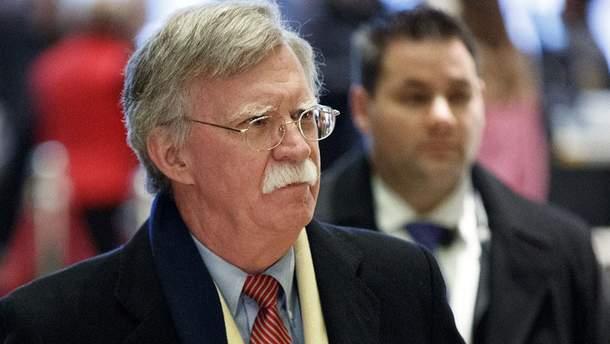 Новый глава нацбезопасности США Джон Болтон