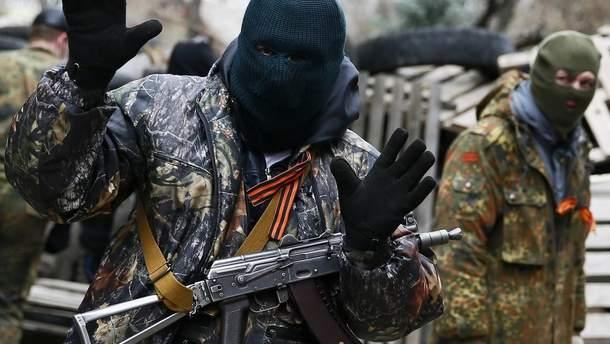Российские оккупационные силы обстреляли Авдеевку