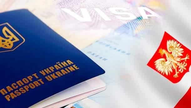 Українці хочуть працювати у Польщі