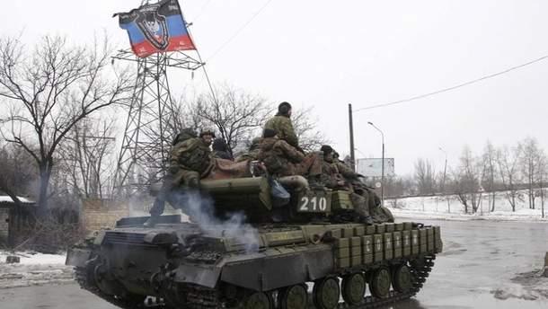 Російські окупаційні війська