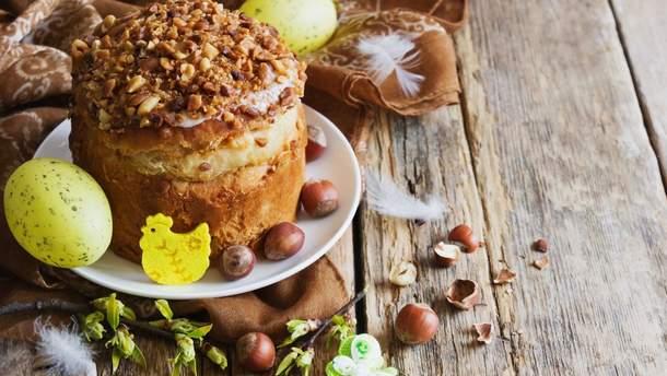 Рецепт паски: інгредієнти та ціни в 2018 році
