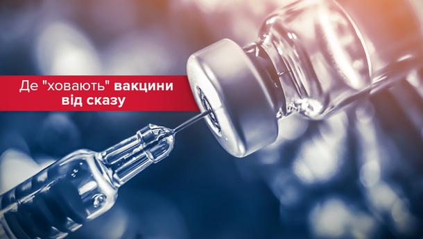 Вакцини від сказу в Україні