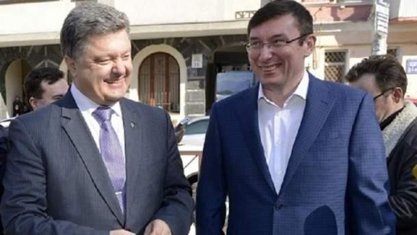 Луценко шукає зв'язки Медведчука з Савченко