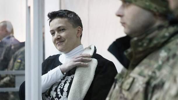 Тег: суд надпрямая трансляция суда над Савченко