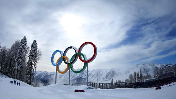 Сім країн подали заявки на проведення  XXV зимових Олімпійських ігор-2026