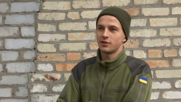 19-річний хлопець став командиром підрозділу