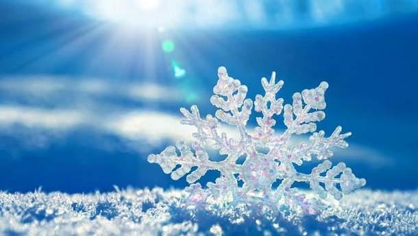 Растапливание снежинки показали ученые NASA