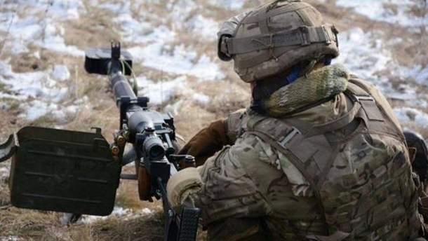 Погиб военный ВСУ Виктор Максимов