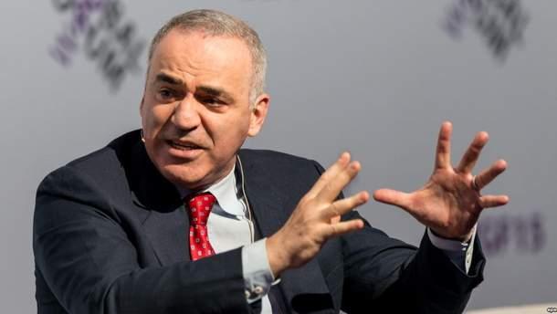 Гаррі Каспаров закликав бойкотувати ЧС-2018 у Росії