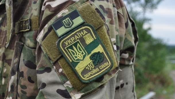 Украинцы открыли огонь по оккупантам