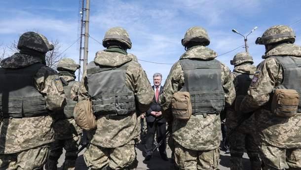 Порошенко розповів, як проводили переговори щодо Великоднього перемир'я на Донбасі