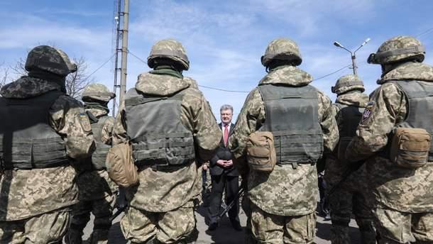 Порошенко рассказал, как проводили переговоры относительно Пасхального перемирия на Донбассе