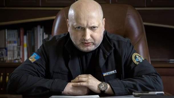 Олександр Турчинов