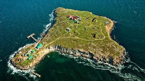 На острові Зміїний збудують в'язницю для корупціонерів, пожартував Степанов