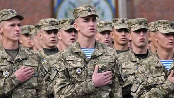 З 2 квітня в Україні починається весняний призов на строкову службу