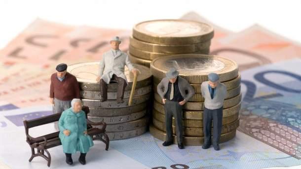 З 1 квітня перерахунок пенсій змінюється