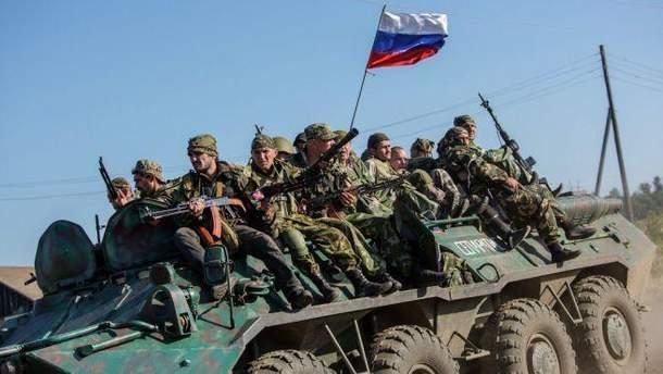 Окупаційні війська Росії підуть з Донбасу, якщо там будуть миротворці