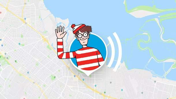 """Google Maps запустили інтерактивну головоломку """"Де Воллі?"""""""