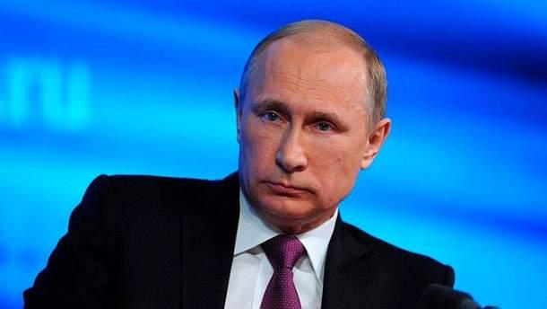 Российский школьник обратился к Путину