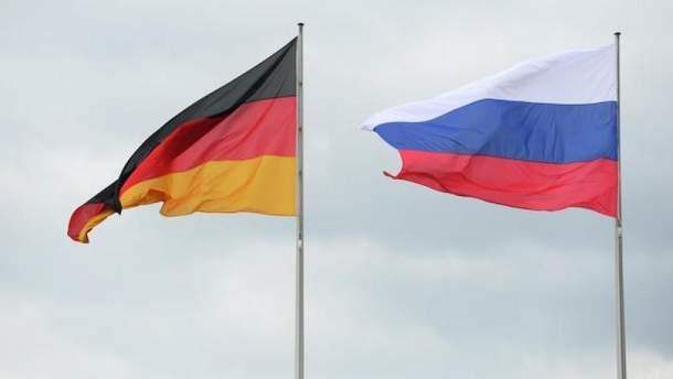 """Німеччина """"відкрита до діалогу"""" у відносинах з Росією"""
