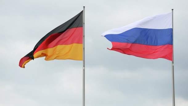 """Германия """"открыта к диалогу"""" в отношениях с Россией"""