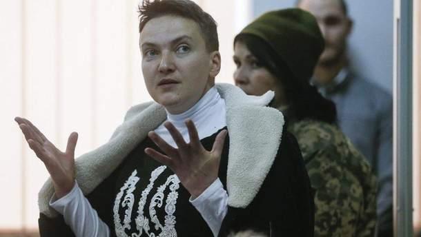 Шансы на выигрыш у Савченко нулевые