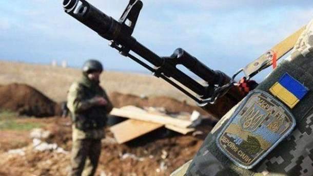 Окупанти продовжують обстріли українських позицій