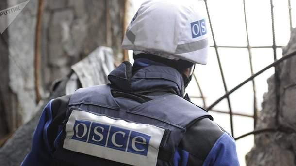 Оккупанты не дают работать наблюдателям на Донбассе