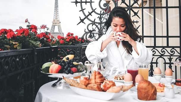 Сніданок у різних країнах світу