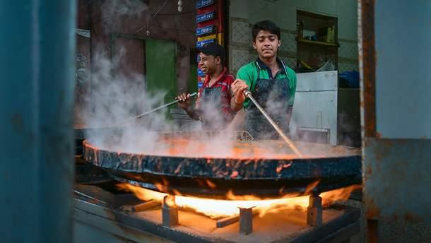 Мария Сахай показала колоритные фото Индии