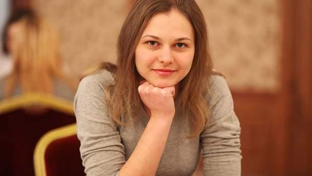 Ганна Музичук