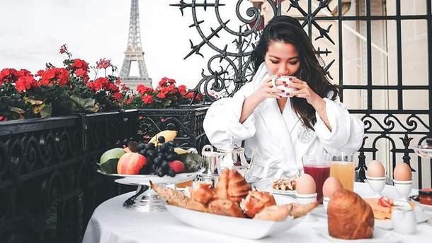 Завтрак в разных странах мира