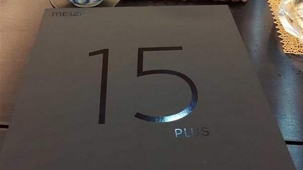 В мережі з'явилися фото смартфонів нової лінійки Meizu 15