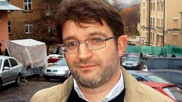 Умер журналист Григорий Бурбеза