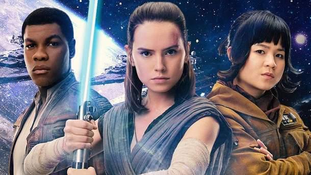 """""""Зоряні війни: Останні джедаї"""" відео"""